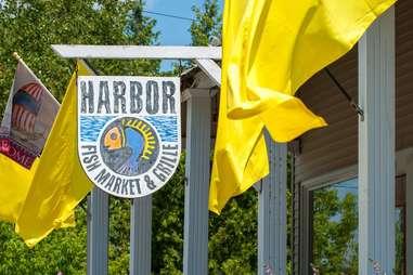 Harbor Fish Market & Grille - Baileys Harbor