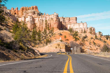 Bryce Canyon National Park, Scenic Highway U-12