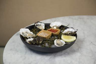 Charles + Dinorah Oysters