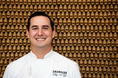 Chef de Cuisine Kyle Pierce
