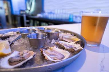 Whiskey and Oysters