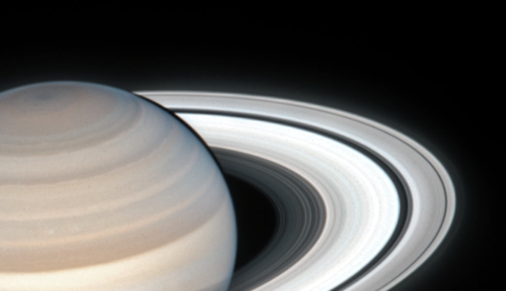 NASA Just Shared This Beautiful Photo of Saturn From the Hubble Telescope