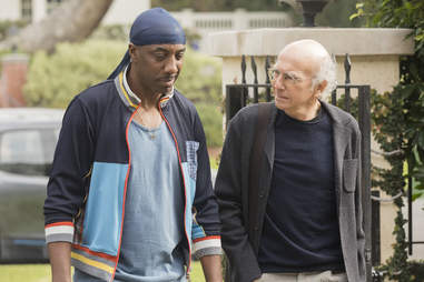 leon curb your enthusiasm