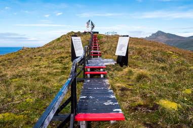 Cape Horn Albatross Monumen