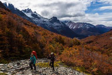 Cerro Castillo National Park
