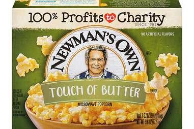 Newman's Pop's Corn