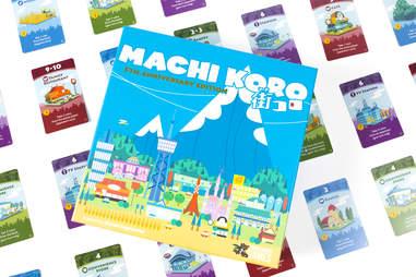 Machi Koro cards