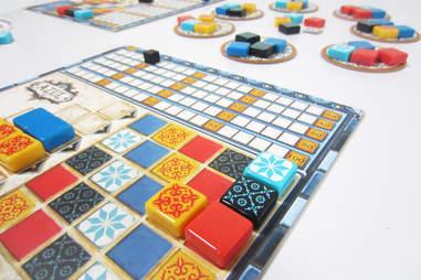 Azul game setup