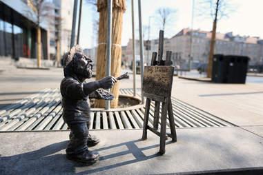 Krasnal Vincent / Vincent Dwarf