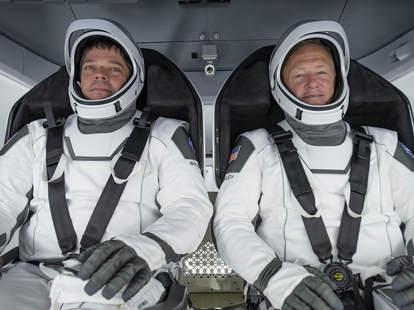 MArs spacesuit