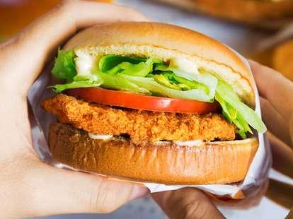 free burger king chicken