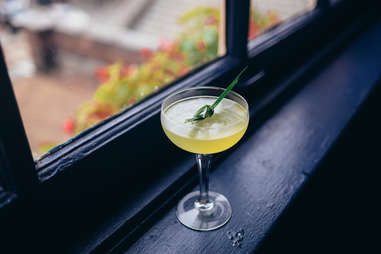 a secret love cocktail infused liquor baltimore bluebird