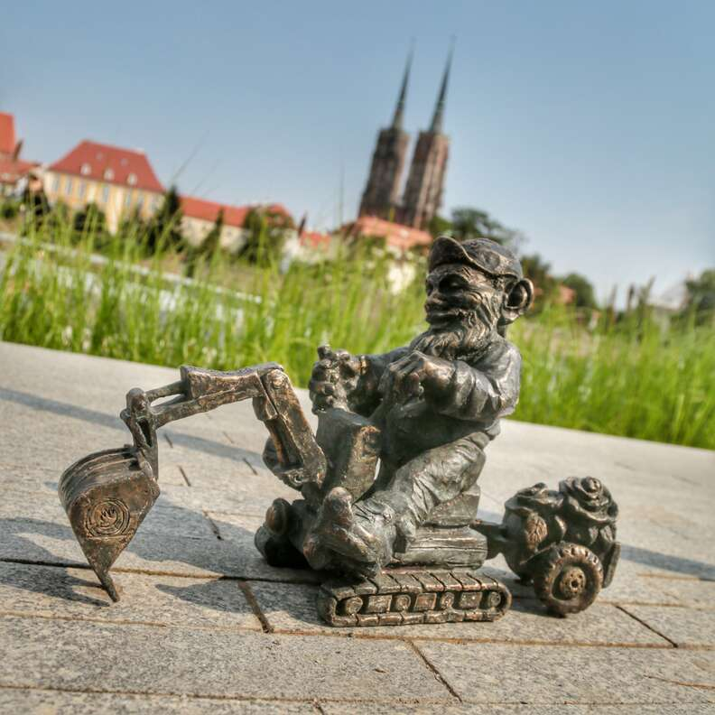 bulldozer dwarf