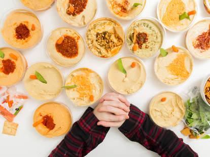 Sabra Hummus Rank