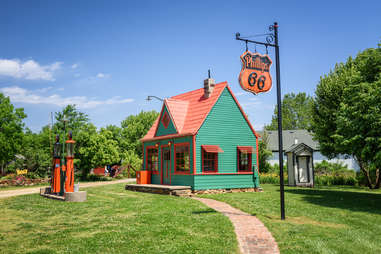 Phillips 66 Gas Station located at Red Oak II