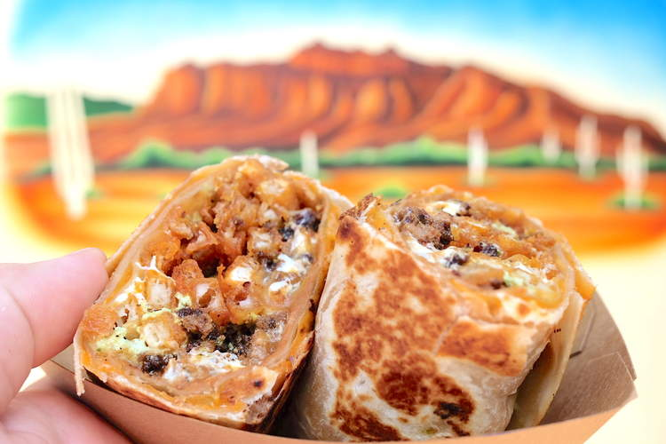 Bummer Burrito