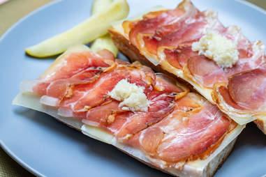 Blume European Speck Sandwich