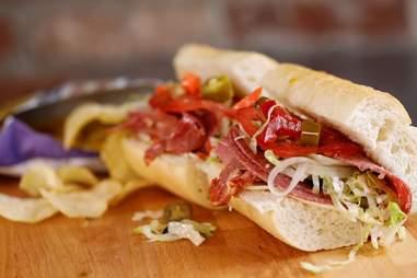 Sub-Culture sandwich