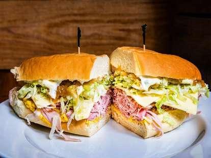 leven deli co. sandwich
