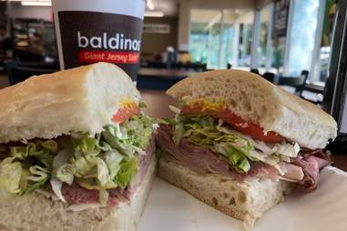 baldinos Giant Jersey Subs