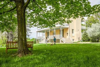 Thomas Cole National Historic Site home