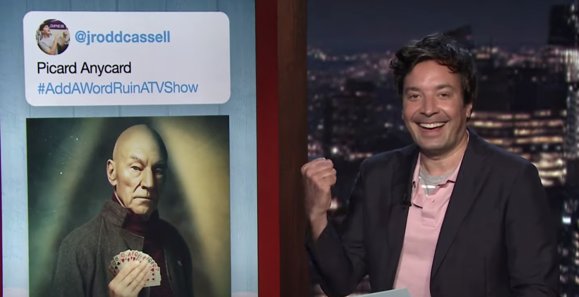 Fallon Asked People to Ruin Shows in One Word & It Started a Hilarious Fight