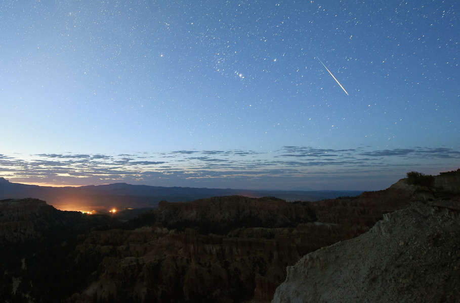 The Best Meteor Shower of the Year Peaks Tonight. Here's How to See It.