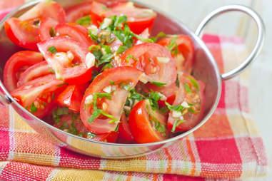 tomato salad for keto bbq sides