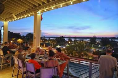 Rooftop Bar at Poseidon