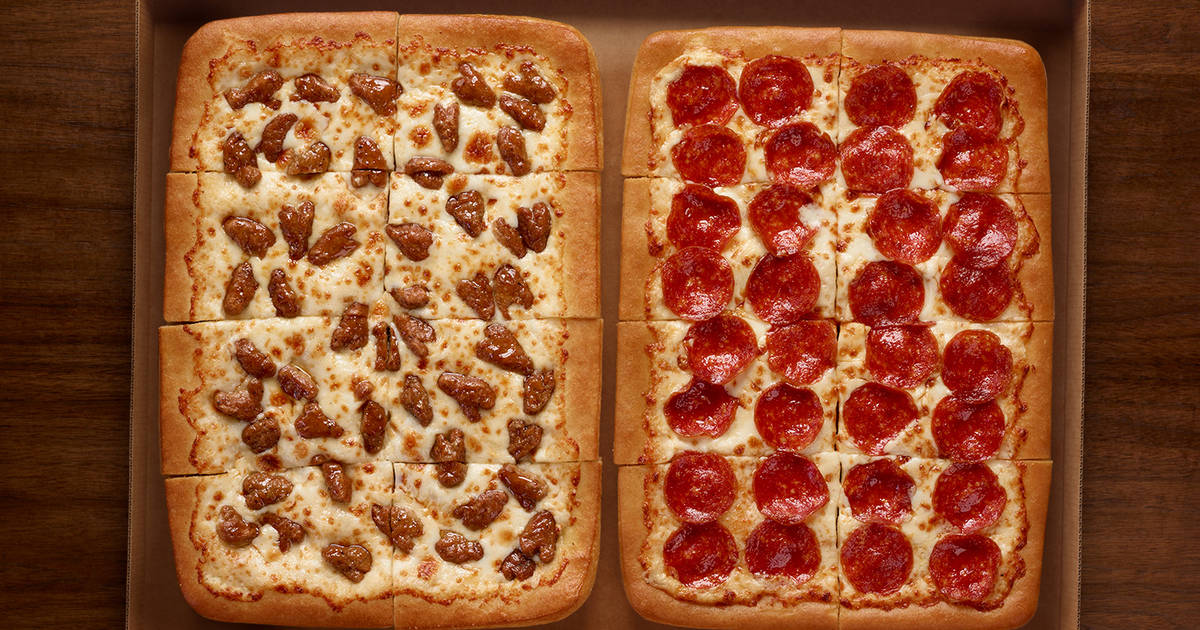 Pizza Hut Deals New Double It Box Gets Two Pizzas For 12 99 Thrillist