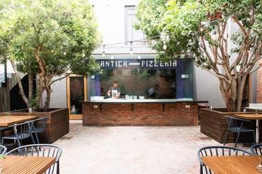 L'Antica Pizzeria Da Michele Los Angeles