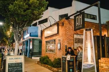 Ashland Hill in L.A.