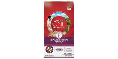 Purina ONE Natural Dry Puppy Food