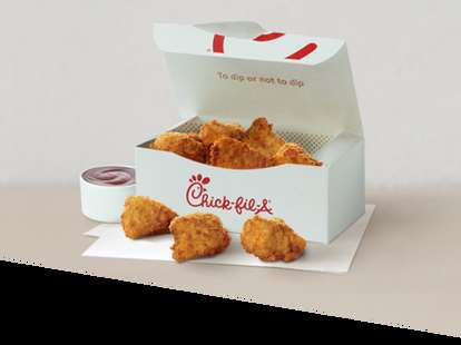 free chick-fil-a nuggets
