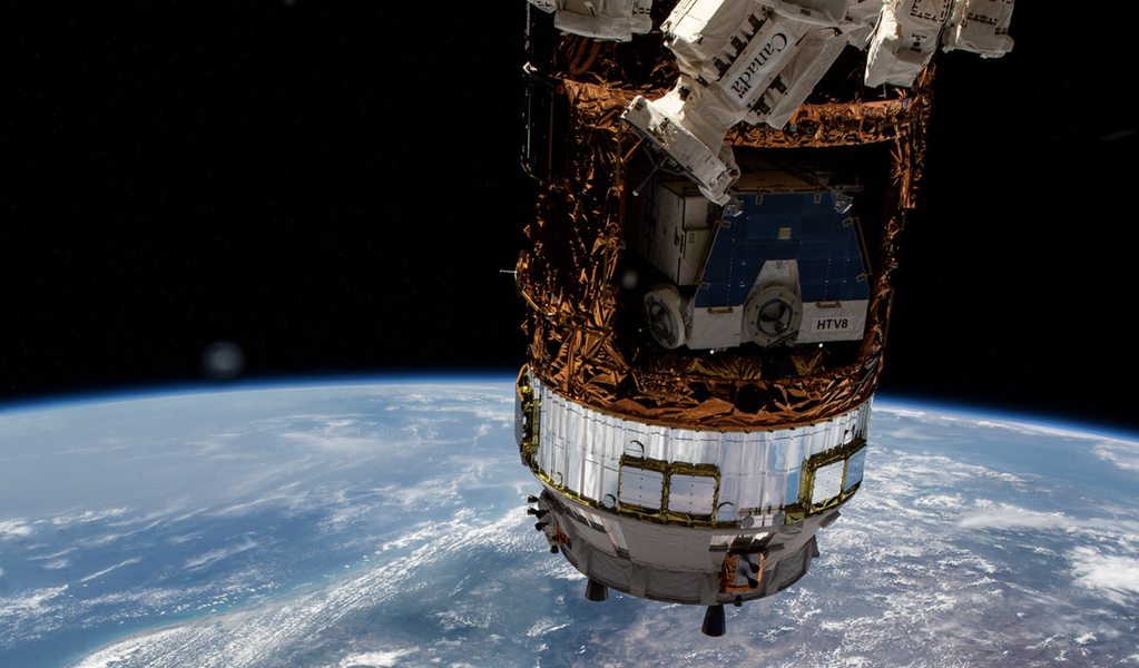 You Can Watch a Spacecraft Leave the International Space Station Live Online Today