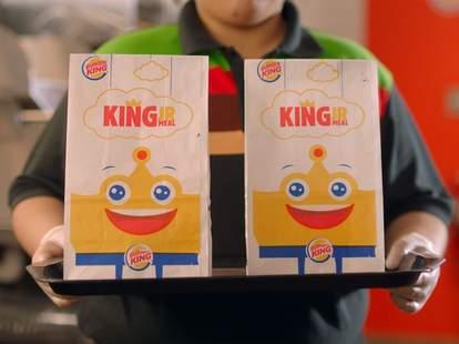 free kids meal burger king