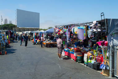 South Bay Drive-In Theater and Swap Meet