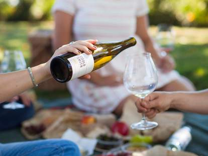 McMinnville Oregon picnic