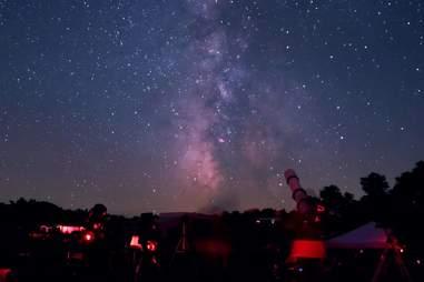 Cherry Springs Dark Sky Fund