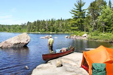 Wilderness Camping