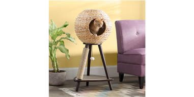 Sphere Scratch Post for Cats