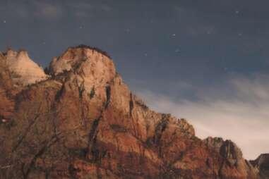 stargazing zion national park