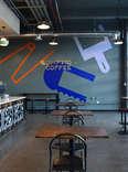 Gumption Coffee interior