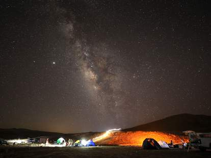 best stargazing road trips