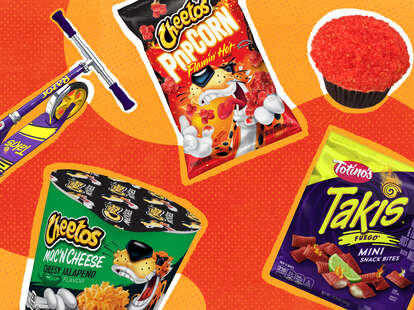 spicy chips chip hot cheeto takis brand