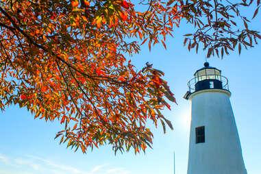 Maryland leaf peeping