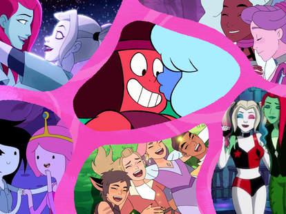 queer relationships in cartoons