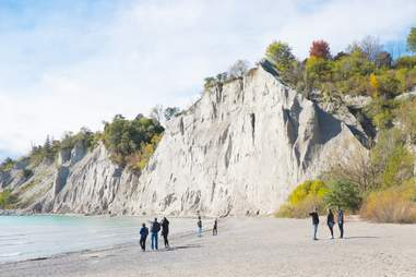 Scarbrough Bluffs