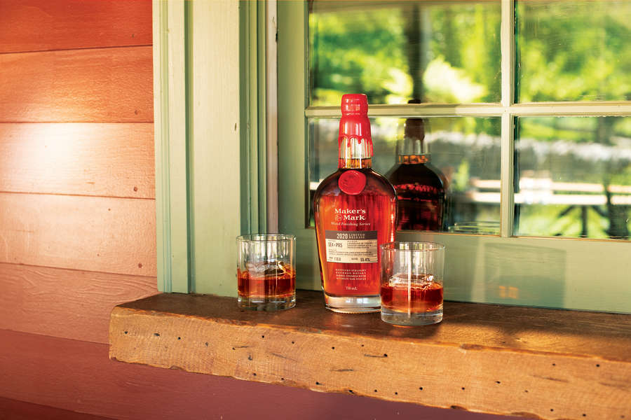 Maker's Mark Just Unveiled a Bottle With Notes of Butter Pecan Ice Cream