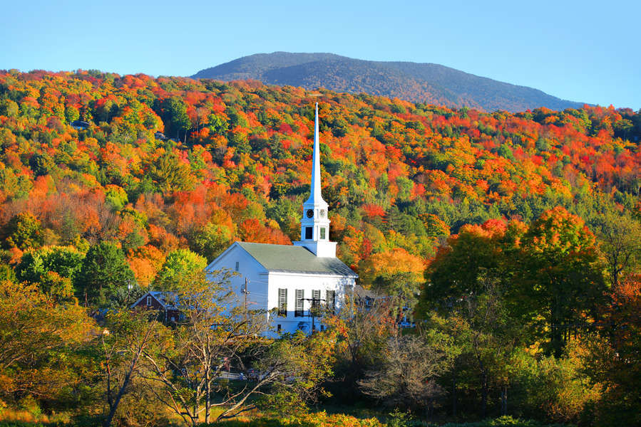 Where to See the Most Beautiful Fall Foliage Within 5.5 Hours of NYC